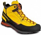 La Sportiva Boulder X Mid Gtx® Gelb, Gore-Tex® Hiking-& Approach-Schuh, 36