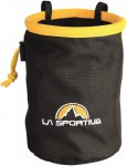 La Sportiva Chalk Bag Black Schwarz | Größe One Size |  Kletterzubehör