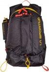 La Sportiva Course Backpack Gelb / Schwarz | Größe 20l |  Snowboard-Rucksack