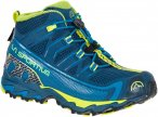 La Sportiva Kids Falkon Gtx® Blau | Größe EU 35 | Kinder Hiking- & Approachsc