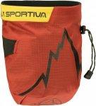 La Sportiva Laspo Chalk Bag Rot, Klettern, One Size