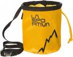 La Sportiva Laspo KID Chalk Bag Gelb | Größe One Size |  Kletterzubehör