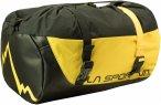 La Sportiva Laspo Rope Bag Gelb   Größe One Size    Kletterrucksack & Seilsack