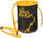 La Sportiva LSP Chalk Bag Schwarz | Größe One Size |  Kletterzubehör