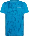 La Sportiva M Circuit T-Shirt Blau | Herren