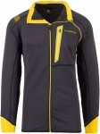 La Sportiva Shamal Jacket Schwarz, Male Mens -Farbe Black -Yellow, M