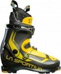 La Sportiva Mens Spitfire 2.0 Schwarz-Gelb, 46, Herren Touren-Skischuh ▶ %SALE