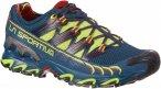 La Sportiva M Ultra Raptor Blau / Gelb | Größe EU 41 | Herren Laufschuh