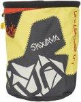 La Sportiva Skwama Chalk Bag Gelb / Schwarz | Größe One Size |  Kletterzubehö