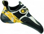 La Sportiva Solution Gelb, Male EU 33.5 -Farbe White -Yellow, 33.5