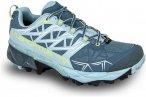 La Sportiva W Akyra Gtx® Blau / Grau | Größe EU 37.5 | Damen Laufschuh
