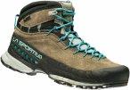 La Sportiva W TX 4 Mid Gtx® Beige / Grün | Größe EU 38.5 | Damen Hiking- & A