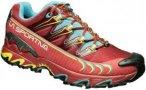 La Sportiva Womens Ultra Raptor Gtx® Rot, 37.5, Damen Trailrunning-& Laufschuh