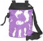Lacd Hand Of Fate Chalkbag, Dark Purple Lila/Violett, One Size
