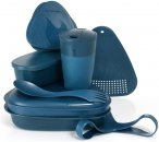 Light my Fire Mealkit BIO Blau | Größe One Size Geschirr & Besteck