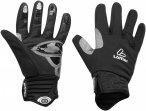 Löffler Handschuh WS Softshell Warm Schwarz | Größe 7 - 7.5 |  Fingerhandschu