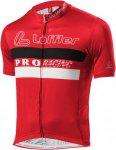 Löffler M Bike Trikot Pro Racing Full-Zip | Größe 56 | Herren Kurzarm-Shirt
