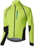 Löffler M Bike Zip-Off Jacket SAN Remo WS Light Grün | Größe 50 | Herren Win