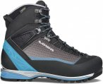 Lowa W Alpine Pro Gtx® Blau / Schwarz   Größe EU 37   Damen Bergschuh