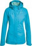 Maier Sports W Metor Blau | Größe 84 | Damen Regenjacke