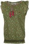 Maloja Lindsaym. Grün, Female Kurzarm-Shirt, M
