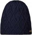 Maloja W Sadetam. Beanie Blau | Größe One Size | Damen Kopfbedeckung