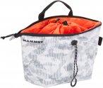 Mammut Magic Boulder Chalk Bag X Grau / Weiß | Größe One Size |  Kletterzubeh