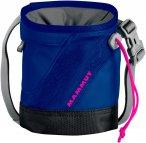 Mammut Ophir Chalk Bag Blau / Pink | Größe One Size |  Kletterzubehör