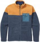 Marmot M Aros Fleece Jacket Colorblock / Blau   Herren Freizeitjacke