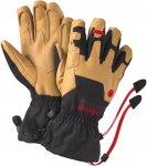 Marmot M Exum Guide Glove Colorblock / Beige / Schwarz | Herren Fingerhandschuh
