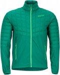Marmot Featherless Hybrid Jacket Grün, Male Thinsulate™ Isolationsjacke, M