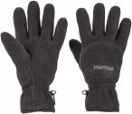 Marmot Fleece Glove Schwarz, Male Polartec® Accessoires, XL