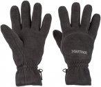 Marmot Fleece Glove Schwarz, Male Polartec® Accessoires, XL
