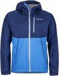 Marmot Mens Magus Jacket Blau, XL, Herren Freizeitjacke
