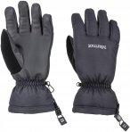 Marmot M ON Piste Glove Schwarz | Größe XL | Herren Fingerhandschuh