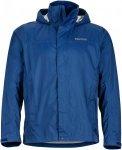 Marmot Precip Jacket Blau, Male Freizeitjacke, XXL