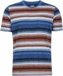 Marmot M RED Rock Short-Sleeve, Varsity Blue | Herren Kurzarm-Shirt