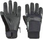 Marmot Spring Glove Schwarz, Male Accessoires, XL