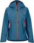 Marmot W Mitre Peak Jacket Blau   Damen Windbreaker
