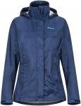 Marmot W Precip ECO Jacket Blau | Größe XS | Damen Regenjacke