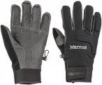Marmot XT Glove Grau / Schwarz | Größe XS | Herren Fingerhandschuh