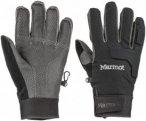 Marmot XT Glove Schwarz, Male Accessoires, XS