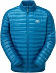 Mountain Equipment Arete Jacket Blau, Male Daunen Daunenjacke, S