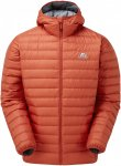 Mountain Equipment M Earthrise Hooded Jacket Orange | Herren