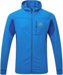 Mountain Equipment M Eclipse Hooded Jacket Blau   Herren Freizeitjacke