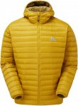 Mountain Equipment M Frostline Jacket Gelb | Größe XL | Herren