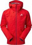 Mountain Equipment M Quiver Jacket Rot | Größe XL | Herren Regenjacke