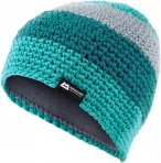 Mountain Equipment W Flash Beanie Blau / Grau / Grün | Größe One Size | Damen