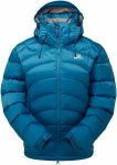 Mountain Equipment Lightline Jacket Blau, Female Daunen Daunenjacke, XL -16