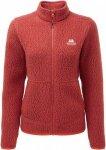 Mountain Equipment Moreno Jacket Rot, Female Polartec® Fleecejacke, S -10